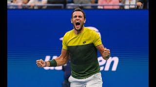 Matteo Berrettini vs Gael Monfils Extended Highlights | US Open 2019 QF