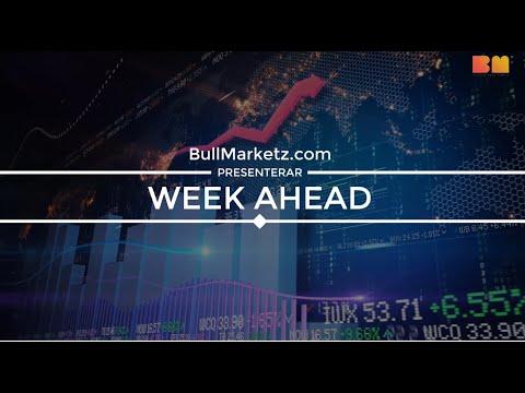 Week Ahead – Vecka 41