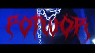 Kadr z teledysku Potwór tekst piosenki Szpaku