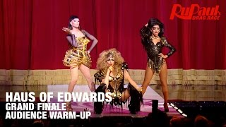 Haus of Edwards Audience Warmup - 12 Days of Crowning: RuPaul's Drag Race Season 7