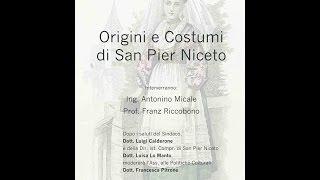 preview picture of video 'Origini e Costumi di San Pier Niceto'