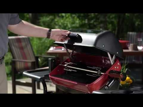 MECOs Americana Electric Grill 9359