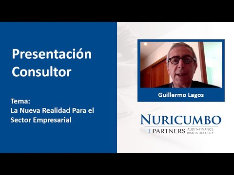 Cápsula de Presentación: Guillermo Lagos