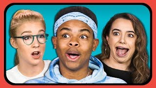 YOUTUBERS REACT TO TOP GIFS OF 2017