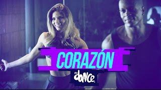 Corazón - Claudia Leitte - Coreografia | FitDance