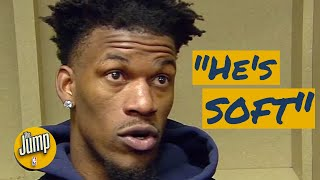 Remember the INTENSE beef between Jimmy Butler and TJ Warren? | The Jump