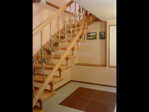 Лестница на больцах #1