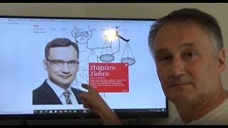 """Z. Kękuś (PPP 248) Z. Ziobro pokonał się sam. Prof. dr hab. Andrzej Zoll, ekspert prawny """"Faktu""""…"""