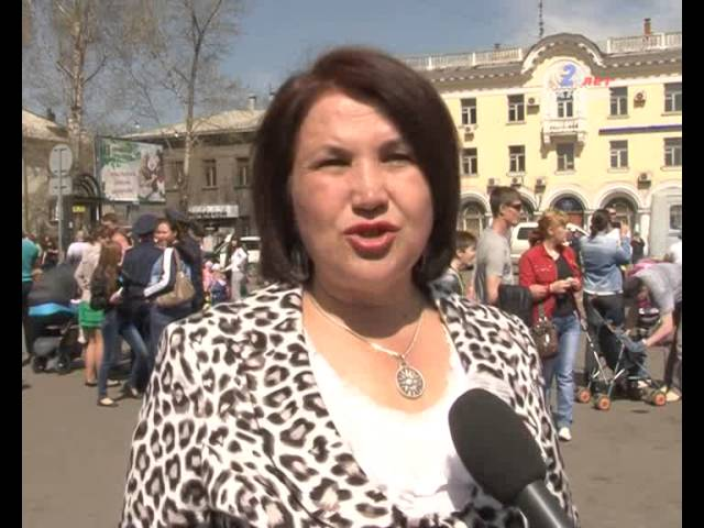 Праздник 9 мая встречали во всех районах города
