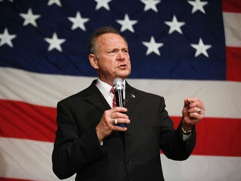 MUST WATCH: Judge Roy Moore gives Most AMAZING Speech on eve of the Alabama Election