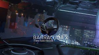 Razer Barracuda X   Hybrid Audio Freedom