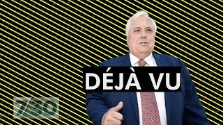 Clive Palmer's $60 Million Election Advertising Blitz | 7.30