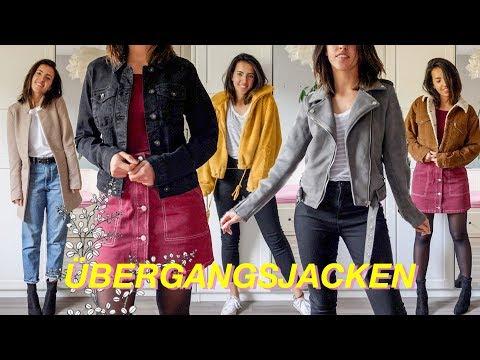 Kleiderschrank MUST HAVES | 5 Herbst Jacken Stile für dich