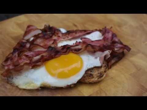 050 - Frühstück aus der Grillschale