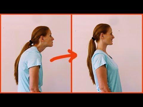 פיזיותרפיסטית מציגה: תרגיל קל ומומלץ לשיפור היציבה