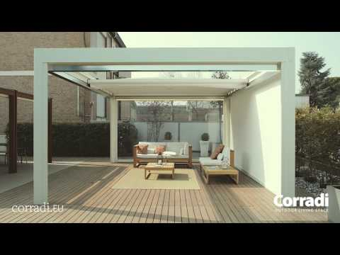 Maestro by Corradi Outdoor Living Space