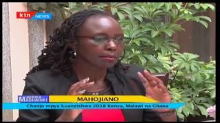 Afrika Mashariki:  Chanjo mpya malaria kuanzisha 2018 Kenya - 30/4/2017