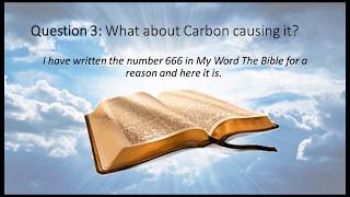 God Speaks on Climate Change