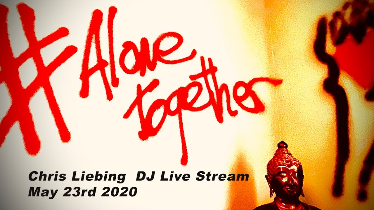 Chris Liebing - Live @ #alonetogether #5 2020