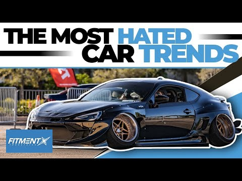 The Most Hated Car Trends