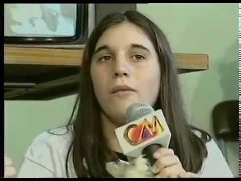 Soledad video Festeja sus 17 años - Cobertura CM 1997