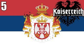 HOI4 Kaiserreich Greater Kingdom of Serbia forms Yugoslavia