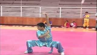 Primer Campeonato de Wushu Junior 2013