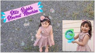 Imperial Toy Bubble Blitz Bubble Blowout Party Machine Free Video