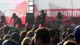 "The Faint Live ""Desperate Guys"" US Open of Surfing Huntington Beach CA"