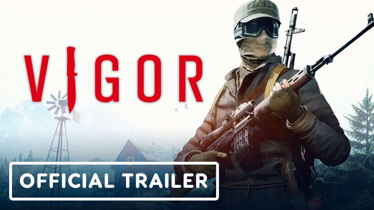《Vigor》宣佈11月25日登陸PS4平台,並在今年聖誕期間免費登陸PS5平台。本作是一款免費生存射擊遊戲,玩家需要收集或搶奪資源建立庇護所及重要設備。 Maxresdefault