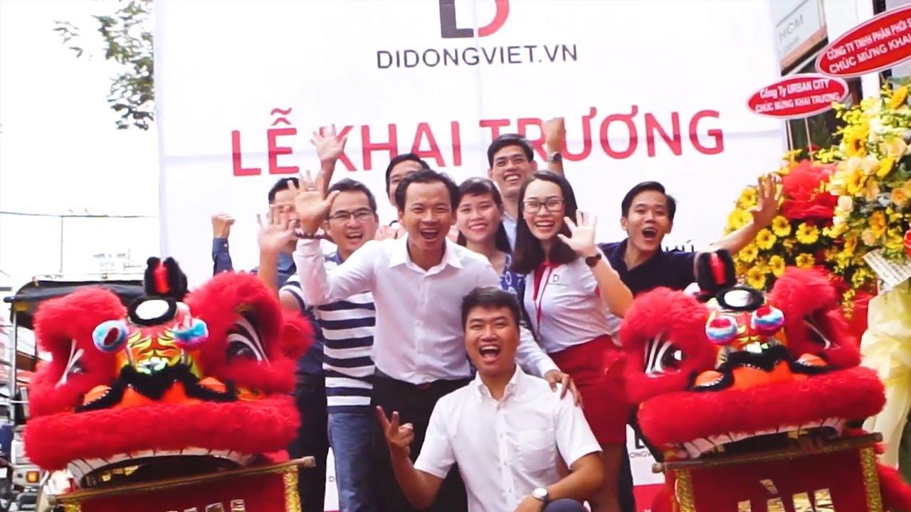 Khai trương chi nhánh thứ 10 Di Động Việt, 145 Nguyễn Thị Thập, Phường Tân Phú, Q7