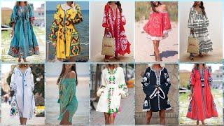 VESTIDOS EN TENDENCIA DE VERANO 2020 //2020 SUMMER BEACH DRESSES TRENDS.