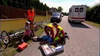 Erste Hilfe: Verletzungen