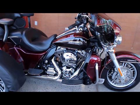 2014 Harley-Davidson Tri Glide® Ultra in Kingman, Arizona
