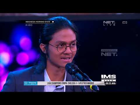 Andhika Wira - Can't Take My Eyes of You (Cover)