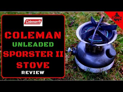 COLEMAN 533 STOVE REVIEW  😀
