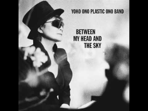 Playing guitar with Yoko Ono!