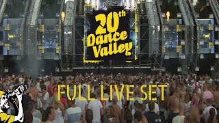Theracords - Live @ Dance Valley 2014