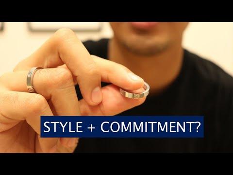 Should Men Wear Engagement Rings??