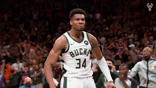 Inside The Valley Oop With Giannis Antetokounmpo & Jrue Holiday | NBA Finals Game 5 Winner