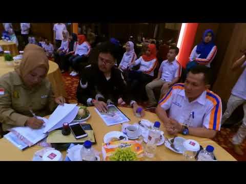 BRI Cabang Batusangkar  Panen Hadiah Simpedes 21 April 2018 at Hotel Emersia