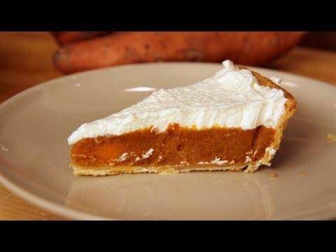 Sweet Potato Pie Recipe – Laura Vitale – Laura in the Kitchen Episode 243
