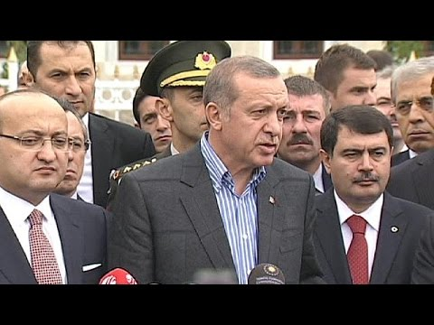 Syrie : des Kurdes turcs tentent à nouveau d'atteindre Kobané