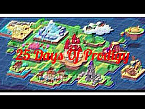 25 Days of Prodigy #7 the second floor