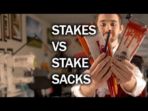 Stake Sacks (Funny Prints)