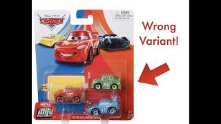 10 Weird Disney Cars Diecast Errors and Inconsistencies-Part 3