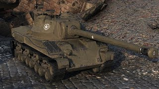 World of Tanks T28 Prototype - 11 Kills 6,9K Damage