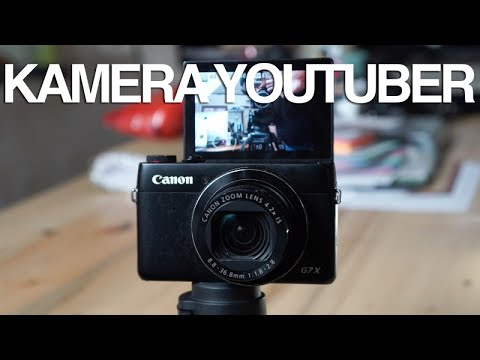 Kamera Terbaik Untuk Vlog   Canon G7X #GoodNews