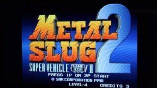 Metal Slug 2 - Neo-Geo MVS (Arcade)