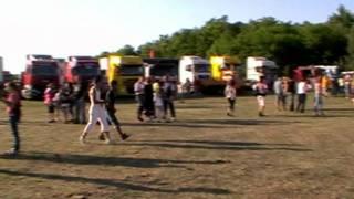 preview picture of video 'Győrszemerei Kamionos Találkozó 2011 - Körkép'